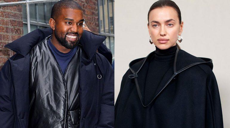 ¿Kanye West encontró de nuevo el amor al lado de Irina Shayk?