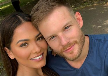 ¡Ya no ocultan su amor! Andrea Meza está feliz con su novio; él es Ryan Antonio