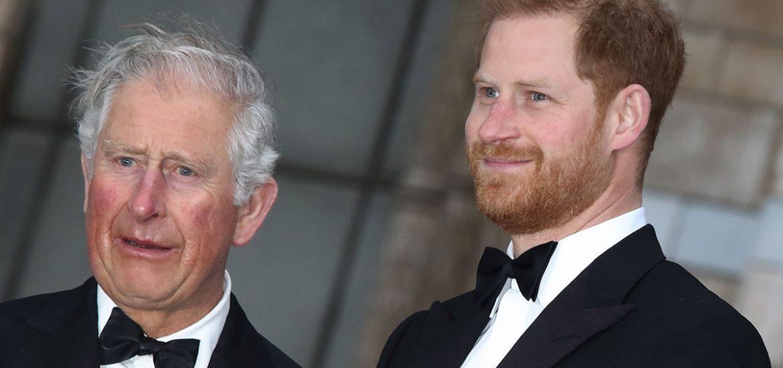 El príncipe Carlos se irá de la ciudad durante la visita de Harry para inaugurar estatua de LadyDi