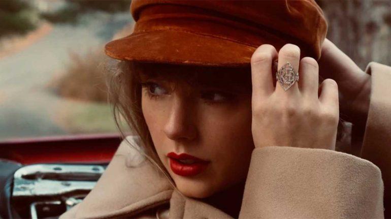Taylor Swift hace anuncio sorpresa: relanzará su versión de 'Red' con 30 canciones
