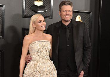 Blake Shelton y Gwen Stefani se casaron