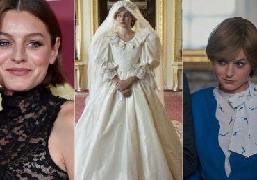 Emma Corrin (la princesa Diana en 'The Crown') se declara persona no binaria