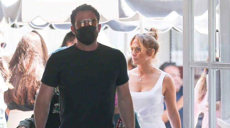 Timeline: el amor de J.Lo y Ben Affleck, desde que se conocieron hasta este 2021