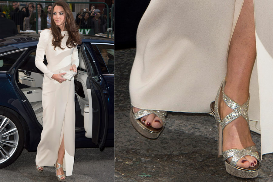 manicure favorito pedicure Kate Middleton