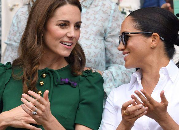 Así es el manicure favorito de Meghan Markle y Kate Middleton