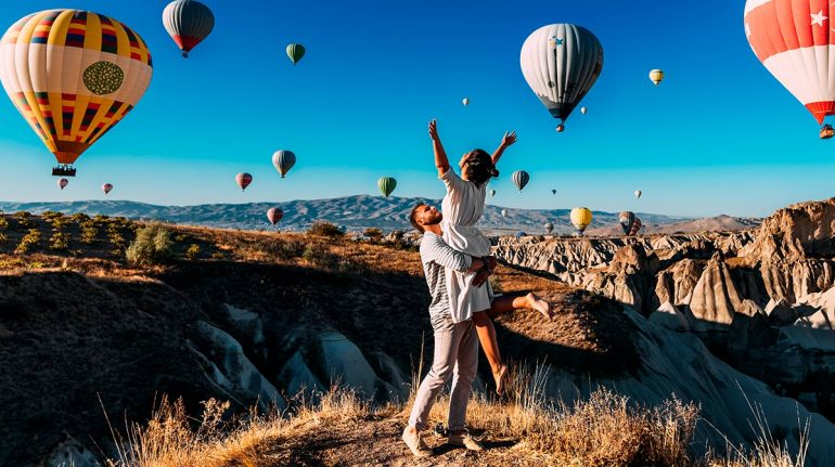 25 ideas de citas con mucha aventura que puedes experimentar con tu pareja