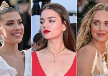 Maquillaje y peinado: 15 beauty looks vistos en Cannes que te inspirarán para tu próximo evento