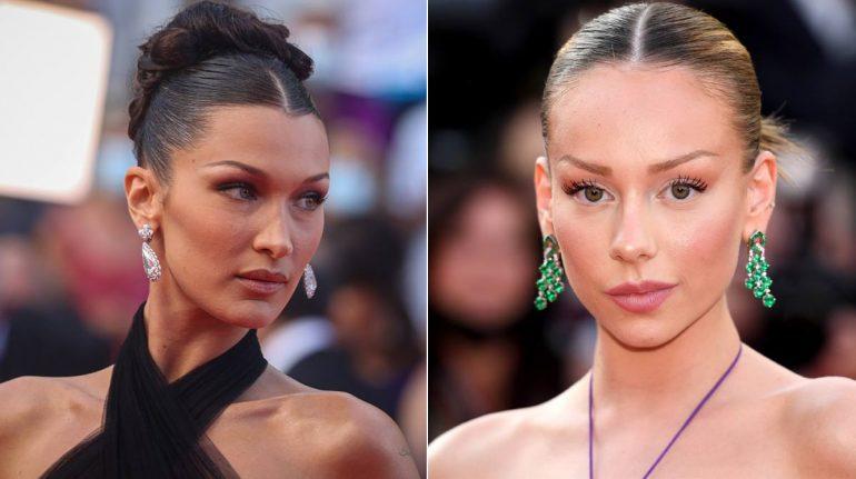 Bella Hadid y Ester Expósito llevan los looks más impactantes en Cannes