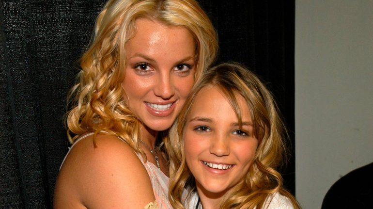 """""""¡Renuncio!"""": Britney Spears critica a toda su familia, incluida su hermana Jamie Lynn"""