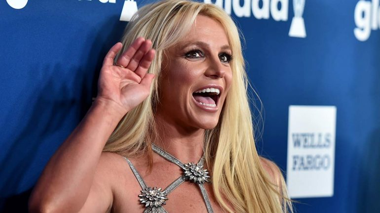 Britney Spears está feliz porque le permitieron volver a conducir