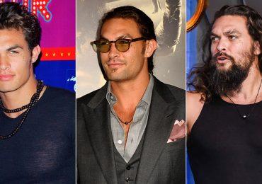 fotos que muestran la transformación de Jason Momoa, de modelo a actor de Hollywood