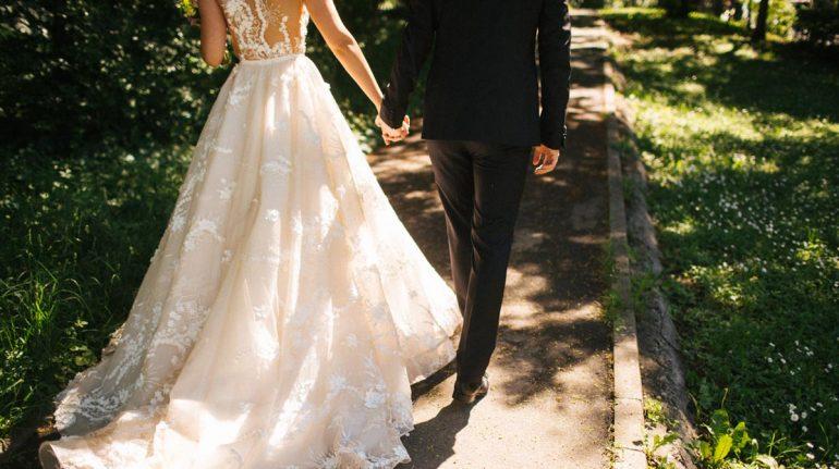 20 frases románticas para usar en una boda