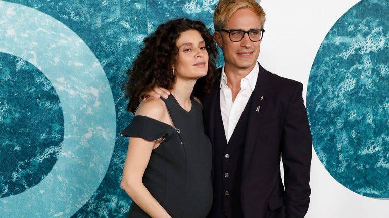 Gael García y Fernanda Aragonés se dejan ver juntos el público desde el anuncio de su embarazo