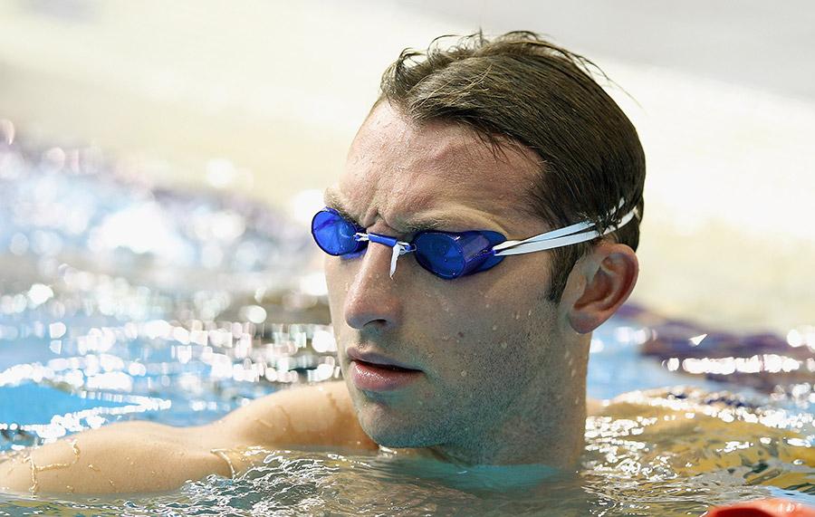 Ian Thorpe natación depresión