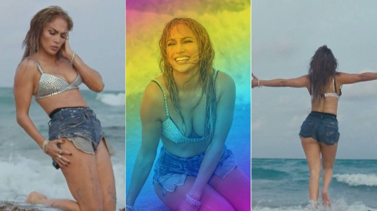 "Jennifer Lopez dice: ""Estoy feliz... nunca he estado mejor"""