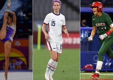 Juegos Olímpicos Tokio inclusivos LGTBQ atletas cifra