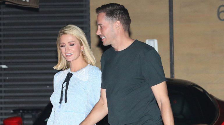 """Paris Hilton desmiente estar embarazada: """"Estoy esperando hasta después de la boda"""
