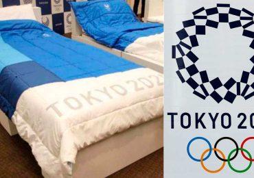 Camas 'antisexo' para los Juegos Olímpicos de Tokio crean polémica