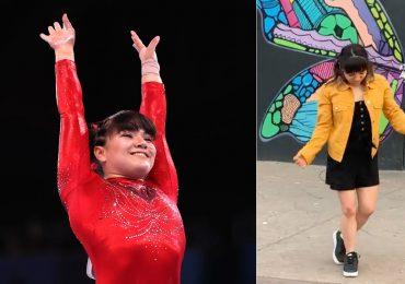 Alexa Moreno, la más grande de la historia en la gimnasia en Mexico, también baila y muy bien