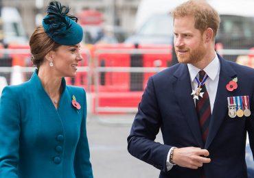 Kate Middleton ya se hace cargo de dos de los antiguos trabajos del príncipe Harry