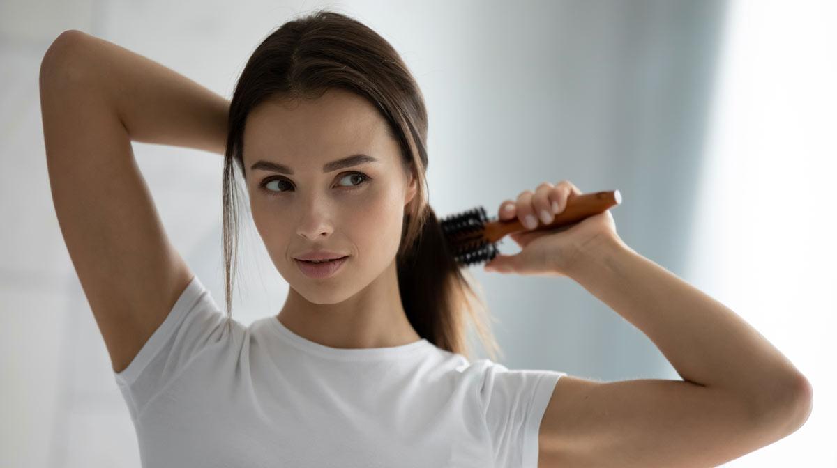 Comer menos grasa podría salvarte de la caída de pelo, según estudio