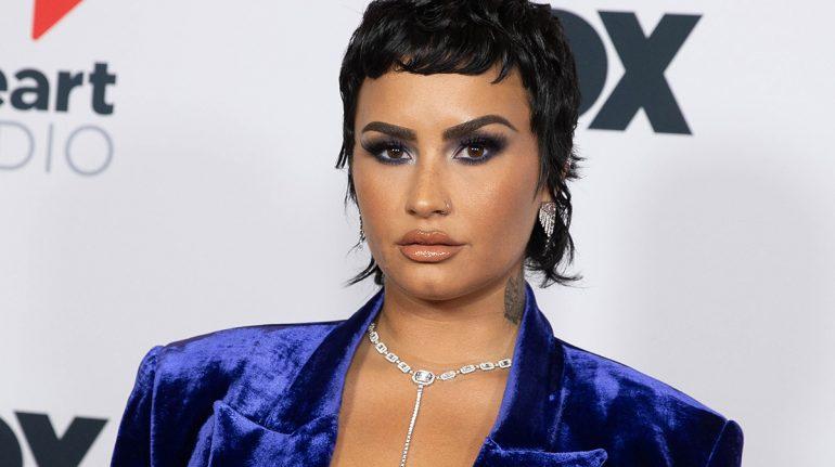 Demi Lovato confiesa que podría identificarse como trans en algún momento
