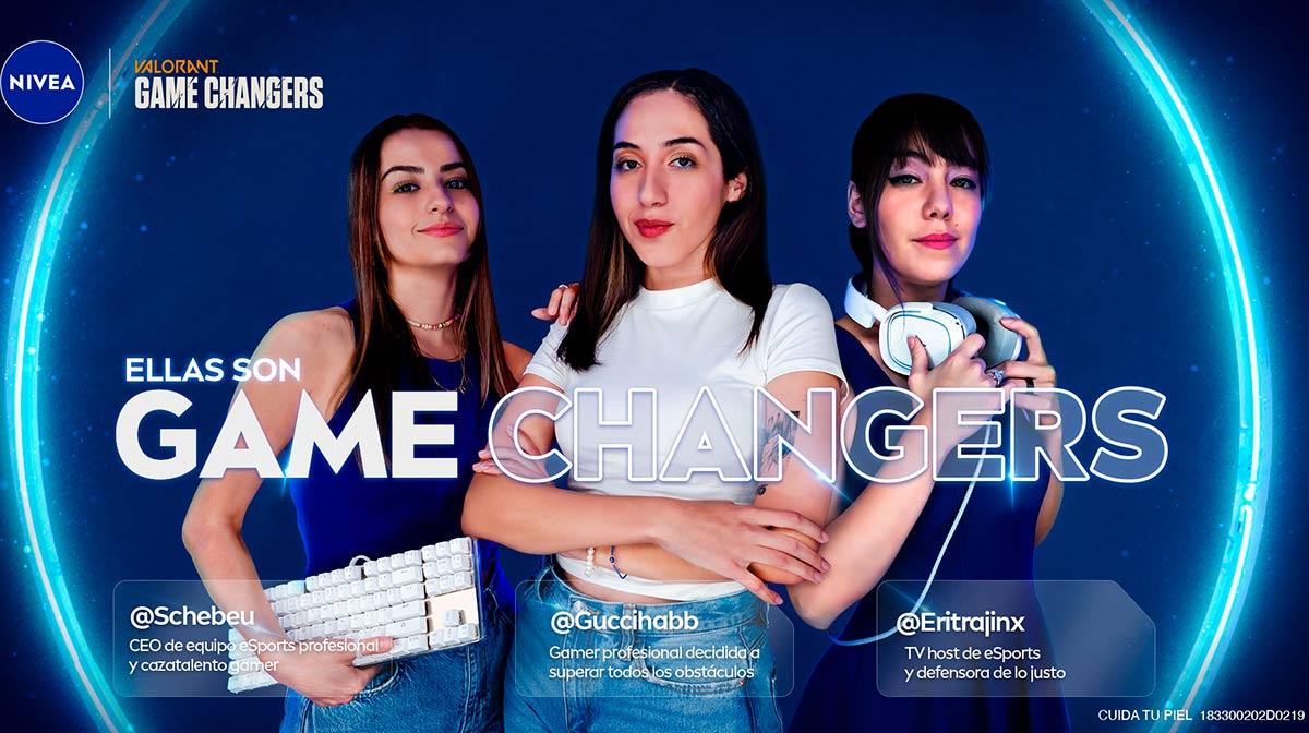 ¿Fan de los videojuegos? Crean 'Game Changers', una iniciativa para empoderar a mujeres gamers