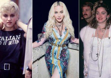 Prendas y accesorios en tendencia que Madonna ya lucía desde los 80s y 90s