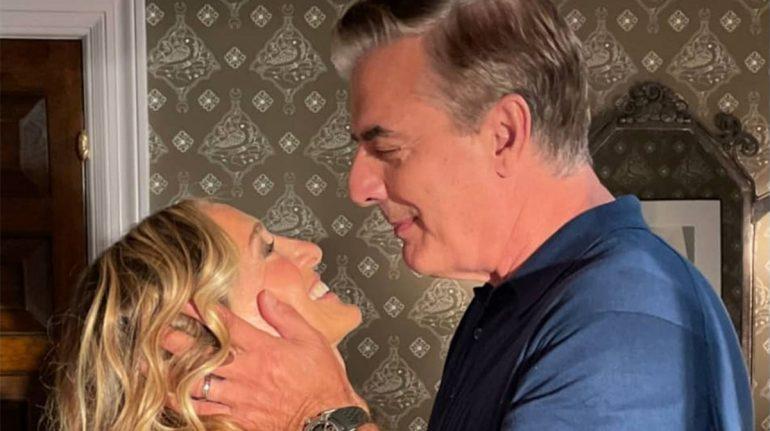 La foto más esperada de Mr.Big y Carrie Bradshaw, ¿será que regresa el amor 'tóxico'?