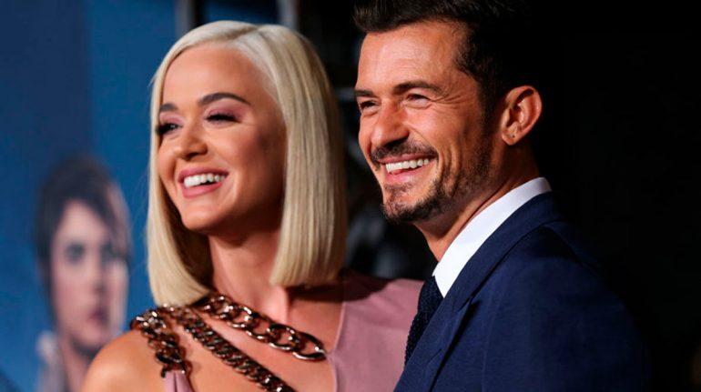 Orlando Bloom etiqueta a Katy Perry en foto de su trasero
