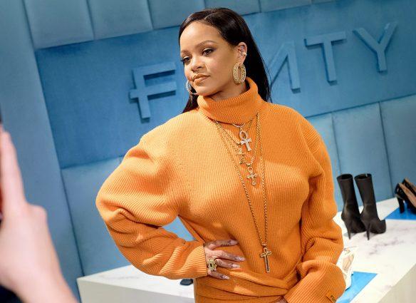 Rihanna es oficialmente billonaria gracias a su marca Fenty