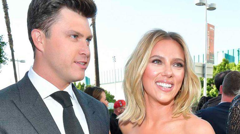 ¡Ya nació! Scarlett Johansson y Colin Jost le dan la bienvenida al su primer bebé juntos