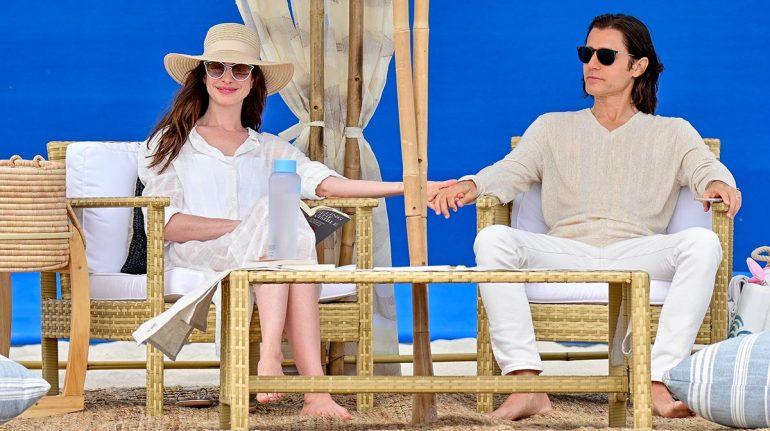 Nueva serie de Anne Hathaway junto a Jared Leto podría rebasar 'El diablo viste a la moda'