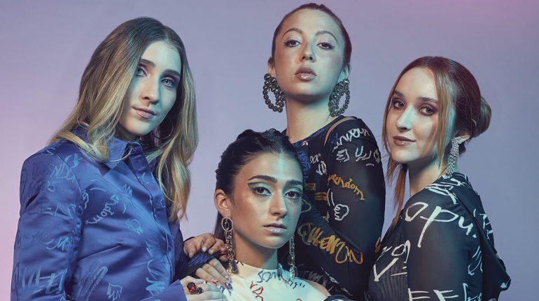 Conoce todo de Ventino, la girl band colombiana