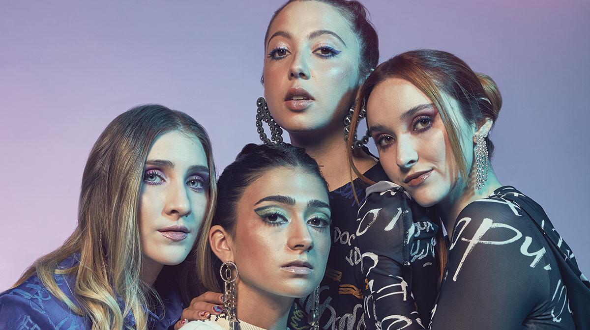 Ventino la girl band colombiana