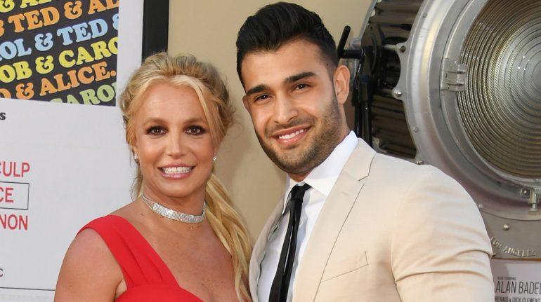 ¿Contrato prenupcial para Britney Spears y Sam Asghari? Esto responde él