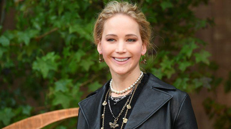 ¡Jennifer Lawrence está embarazada!