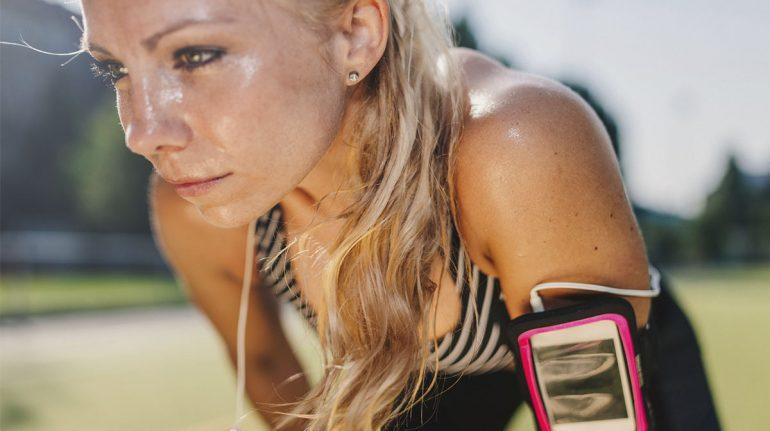 errores que debes evitar para cuidar tu piel después de hacer ejercicio
