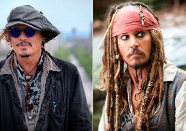 """A Johnny Depp le gustaría volver a ser Jack Sparrow: """"Siempre estaré disponible"""""""