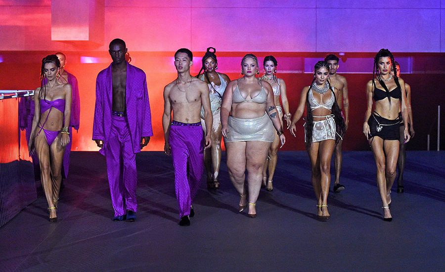Rihanna Savage x Fenty 2021 desfile inclusivo