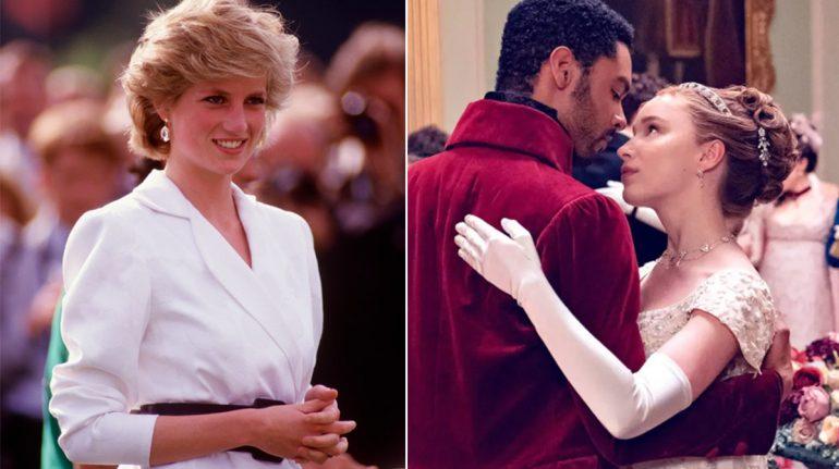 Esta es la enorme conexión entre la Princesa Diana y 'Los Bridgerton' que nadie había notado
