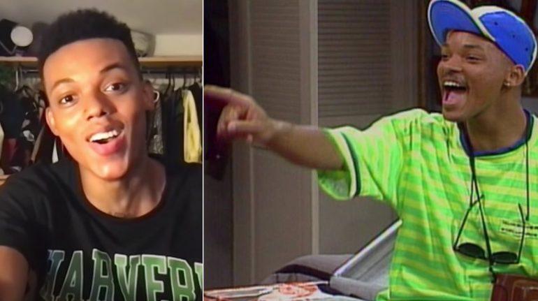 Will Smith ya tiene sucesor:conoce a Jabari Banks, el nuevo 'Príncipe del rap'