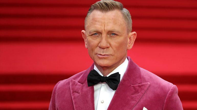 Daniel Craig regalará sus 126 millones de euros antes de dejarle herencia a sus hijas