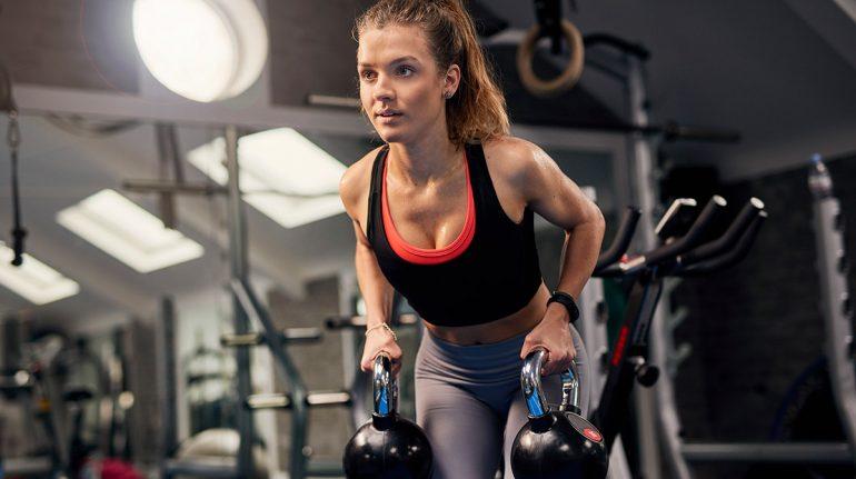 Si quieres quemar grasa debes hacer entrenamiento de fuerza; estudio rompe mito del cardio