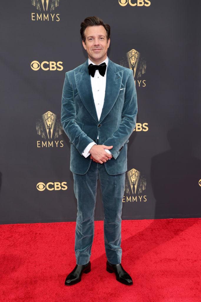 Jason Sudeikis en el Emmy