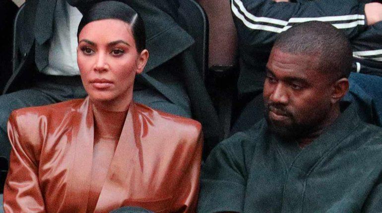 Kanye West insinúa que le fue infiel a Kim Kardashian en 'Hurricane', su nueva canción