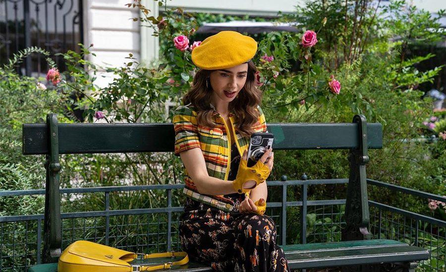 Salen los primeros looks de 'Emily en París 2' y volverá locas a las fashionistas