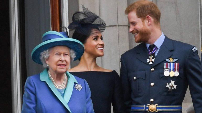 Harry y Meghan Markle se ofrecen ir a Reino Unido para que la Reina conozca a su hija Lilibet