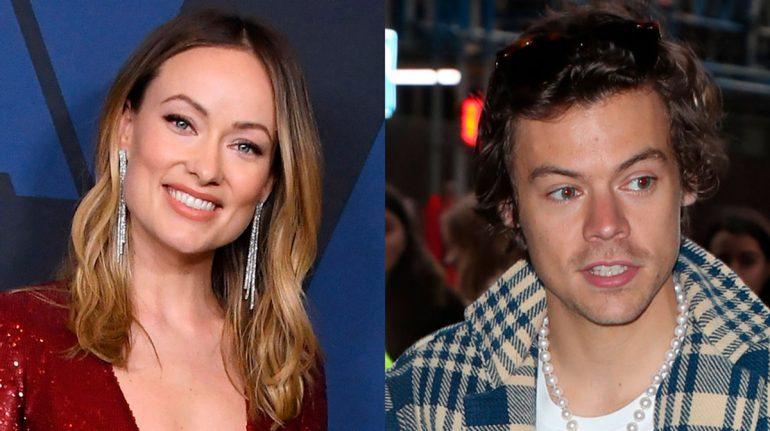 El amor de Harry Styles y Olivia Wilde está mejor que nunca; ella asistió feliz a su concierto