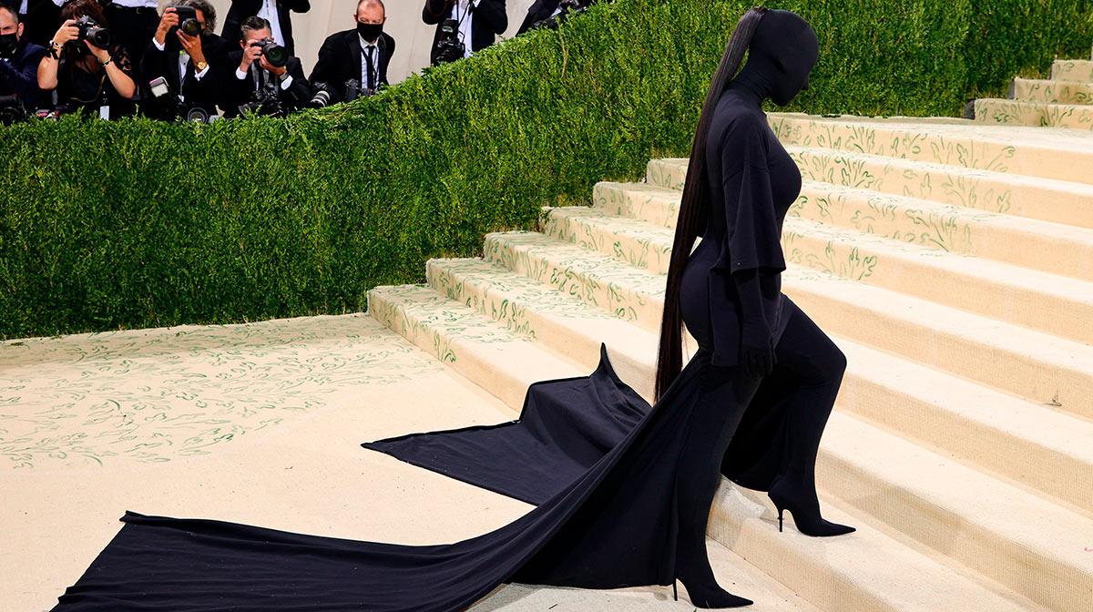 ¡Este es el peinado que le costó a Kim Kardashian 10 mil dólares!